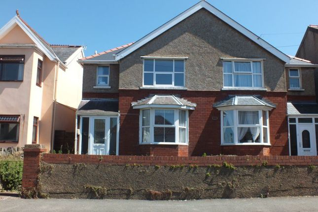 Thumbnail Terraced house to rent in Priory Road, Milford Haven, Pembrokeshire