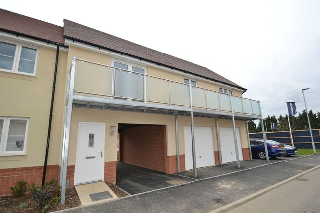 Thumbnail Flat to rent in Maritime Approach, Rowhedge, Colchester, Essex