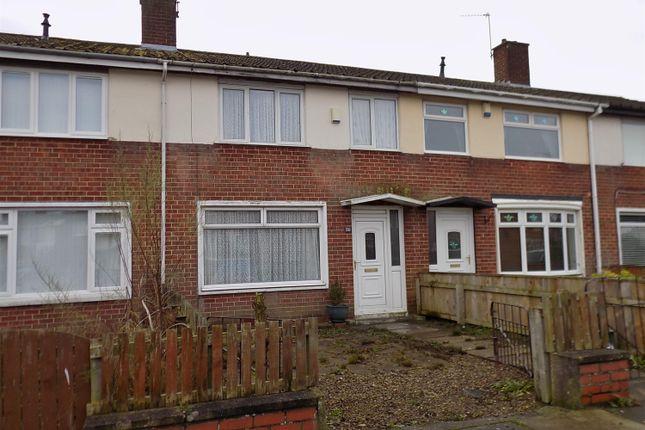 Thumbnail Terraced house for sale in Tithe Barn Road, Hardwick, Stockton-On-Tees