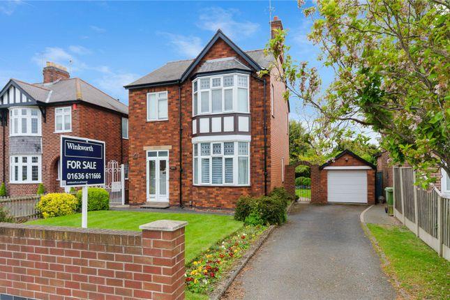 Thumbnail Detached house for sale in London Road, New Balderton, Newark