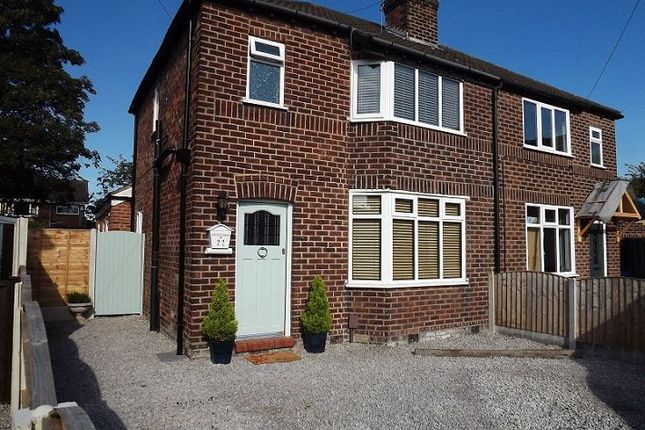 3 bed semi-detached house for sale in Coronation Avenue, Grappenhall, Warrington