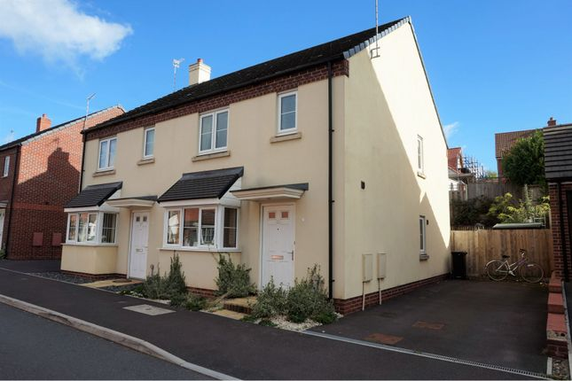 Thumbnail Semi-detached house for sale in Grove Gate, Taunton