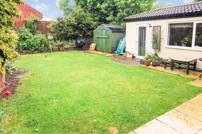 Rear Garden of Hartfield Road, Leicester LE5