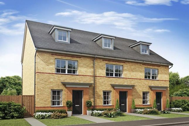 """Thumbnail Terraced house for sale in """"Queensville"""" at Rosemary Drive, Northwich"""