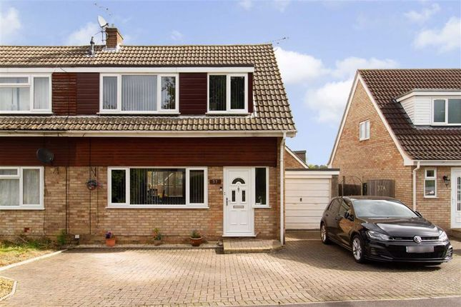 Thumbnail Semi-detached house for sale in Marlstone Road, Cam