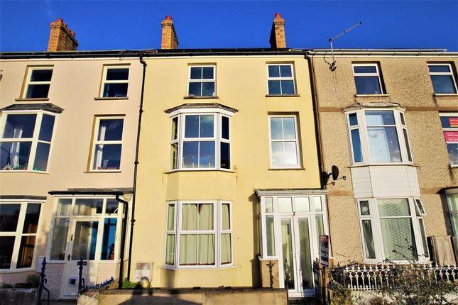 Thumbnail Terraced house for sale in Lisburne Terrace, Aberystwyth