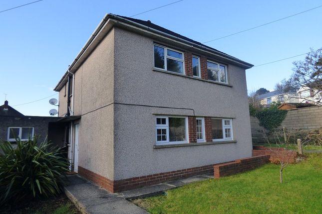 Thumbnail Flat to rent in Llygad Yr Haul, Caewern, Neath .