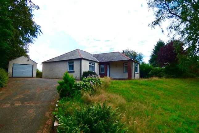 3 bed detached bungalow for sale in Auldgirth, Dumfries, Dumfries And Galloway DG2