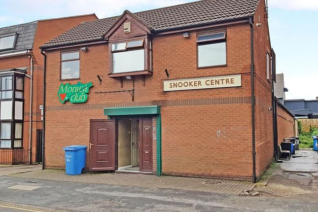 Thumbnail Leisure/hospitality for sale in Alexandra Road, Hull