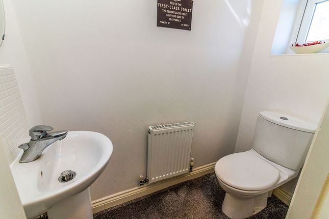 Downstairs Wc of Merchant Croft, Barnsley, South Yorkshire S71