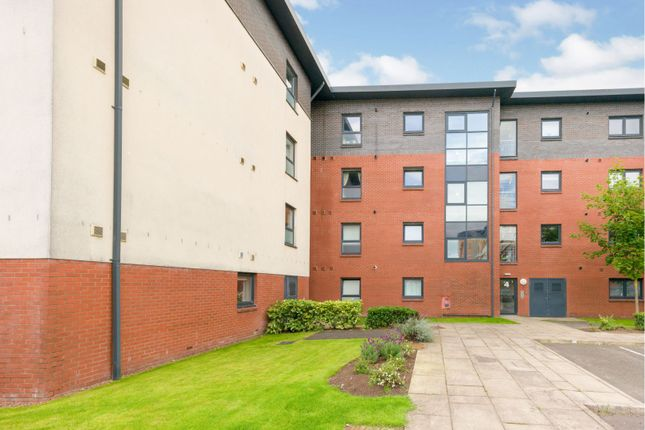 Thumbnail Flat for sale in 4 Cardon Square, Renfrew
