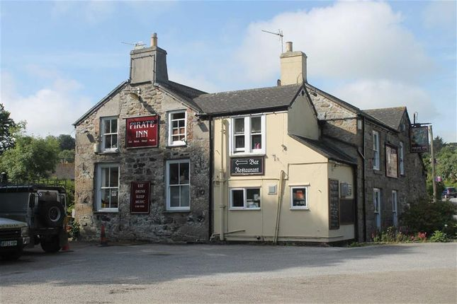 Pub/bar for sale in Pirate Inn, Alverton, Penzance, Cornwall