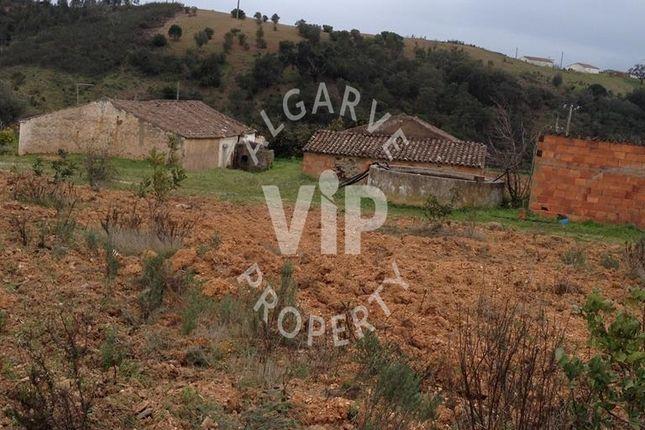 Land for sale in São Bartolomeu De Messines, Portugal