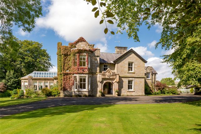 Thumbnail Equestrian property for sale in Tillywhally House, Kinross