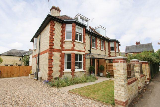 Thumbnail Town house for sale in Black Bear Lane, Newmarket