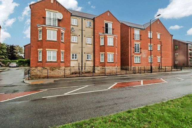 Thumbnail Flat for sale in Sheraton Court, Armthorpe Road, Doncaster