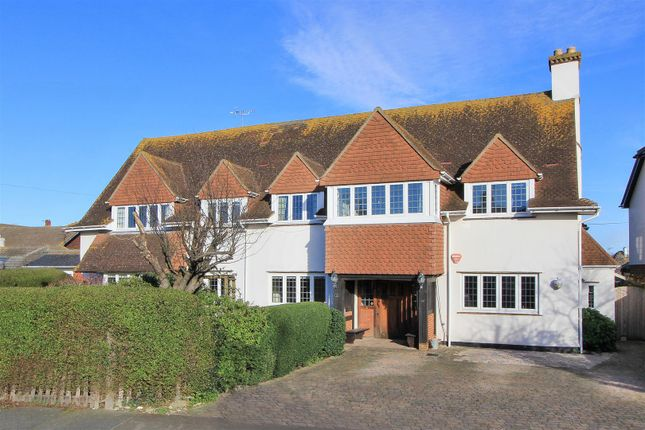 Thumbnail Detached house for sale in Manor Road, Tankerton, Whitstable