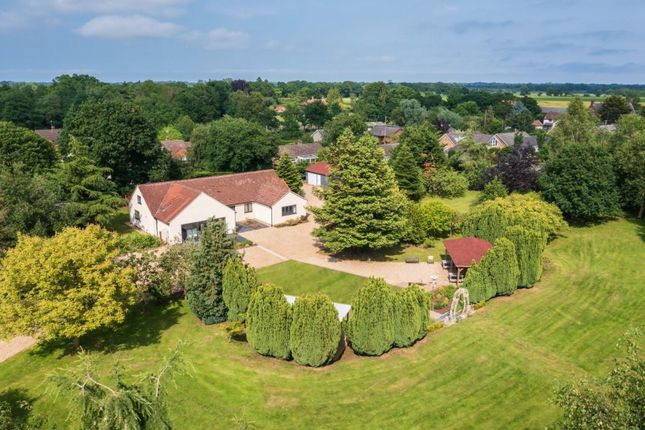 Thumbnail Detached bungalow for sale in Low Street, Smallburgh, Norwich