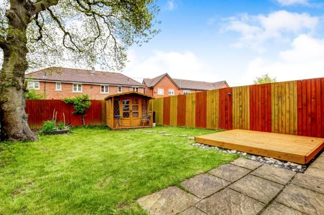 Garden of Abbeydale Close, Cheadle Hulme, Cheadle, Greater Manchester SK8