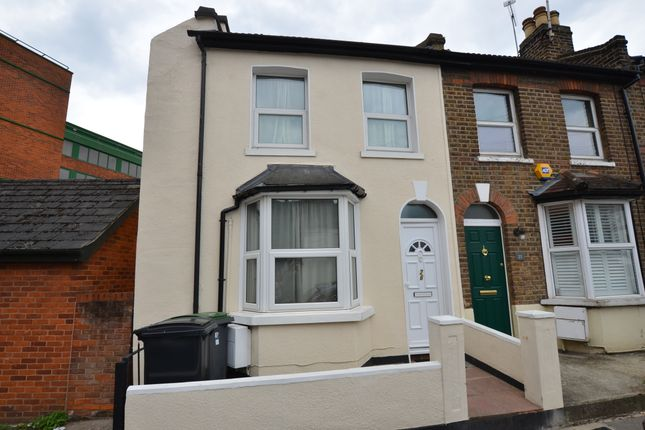Thumbnail End terrace house for sale in Cumberland Rd, Wood Green, London