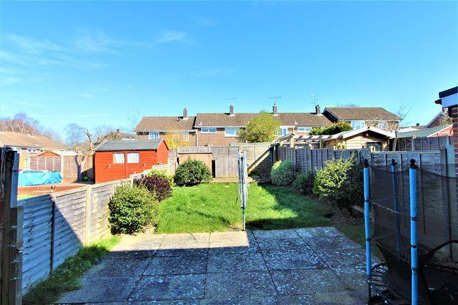 Rear Garden of Highams Hill, Crawley, West Sussex. RH11