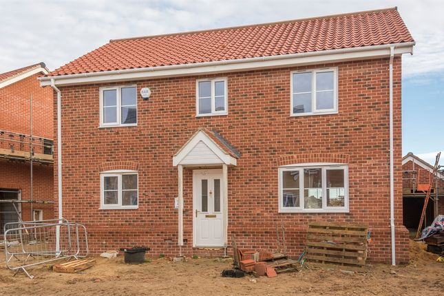Thumbnail Detached house for sale in Shotesham Road, Poringland, Norwich