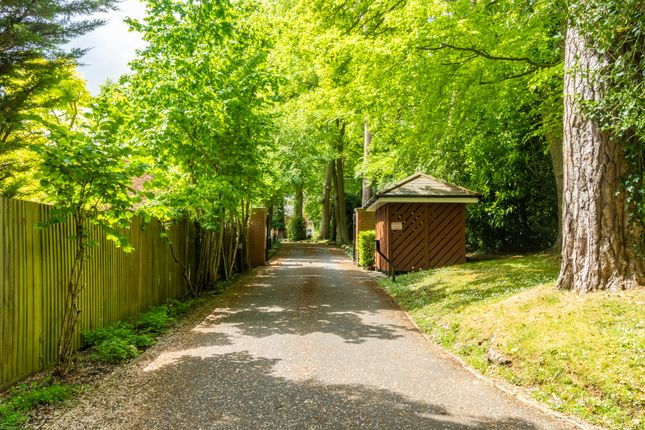 Gated Access of Tall Pines, Gally Hill Road, Fleet GU52