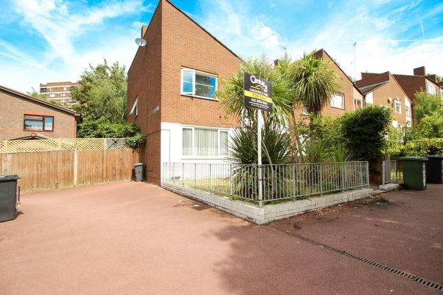 Thumbnail End terrace house for sale in Columbine Way, Lewisham