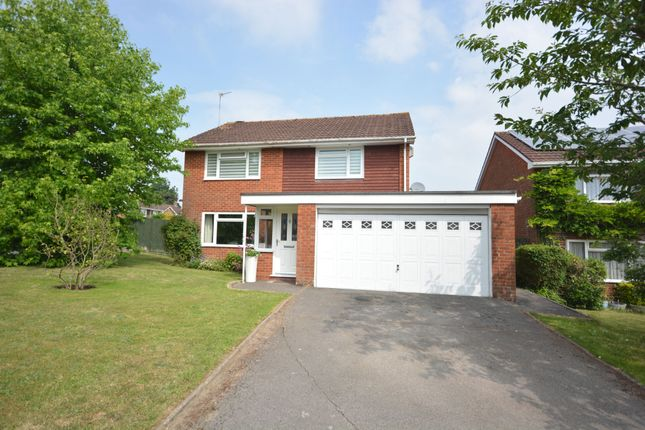 Thumbnail Detached house for sale in Rempstone Road, Merley, Wimborne