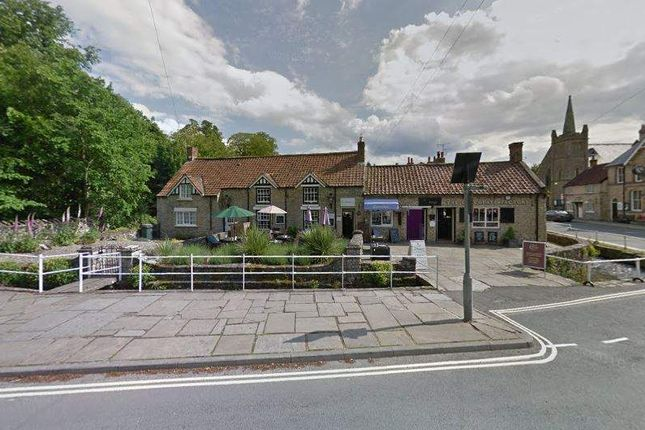 Thumbnail Restaurant/cafe for sale in Pickering YO18, UK