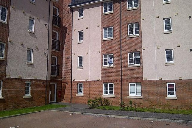 Thumbnail Flat to rent in Mcdonald Crescent, Falkirk