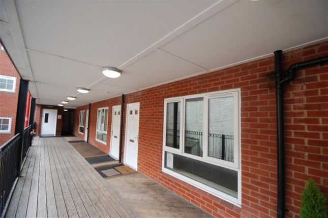 External of Regency Court, Stalybridge SK15