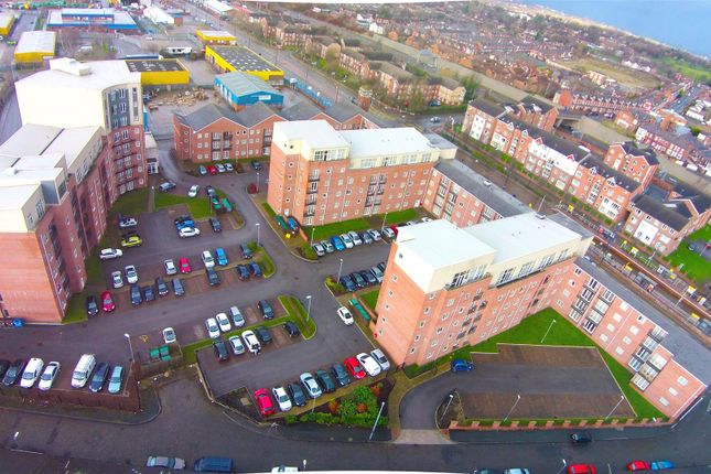 Thumbnail Flat to rent in City Link, Hessel Street, Salford