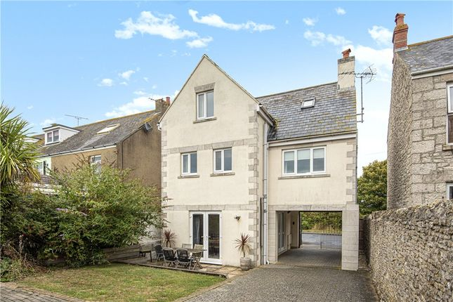 Thumbnail Detached house for sale in Avalanche Road, Southwell, Portland, Dorset