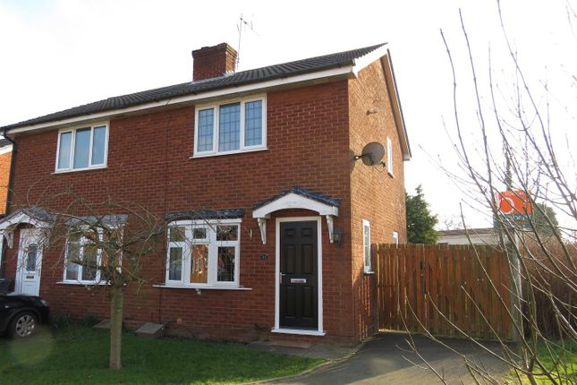 Thumbnail Semi-detached house for sale in Riverside Way, Coven, Wolverhampton
