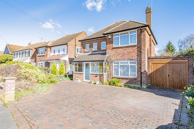 Thumbnail Detached house for sale in Bowyer Crescent, Denham, Uxbridge