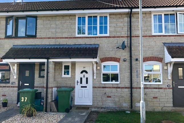 Thumbnail Terraced house to rent in Wedmore Close, Frome