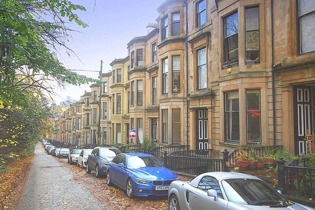 Thumbnail Flat for sale in 4 Bowmont Terrace, Dowanhill, Glasgow