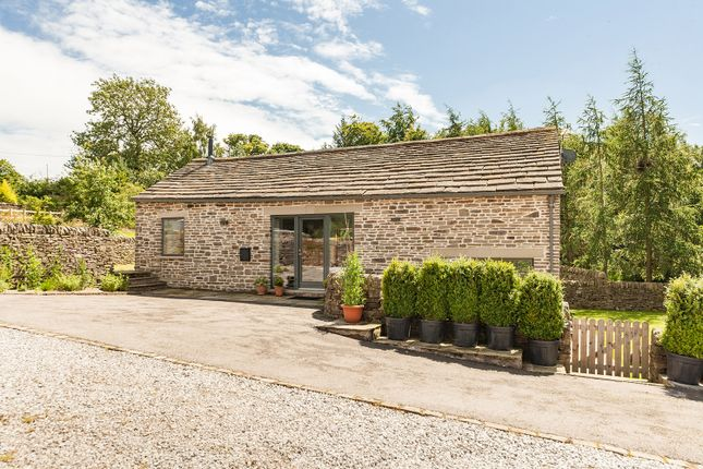 2 bed barn conversion for sale in Lower Brook Croft, Smithy Lane, Rainow, Macclesfield, Cheshire SK10