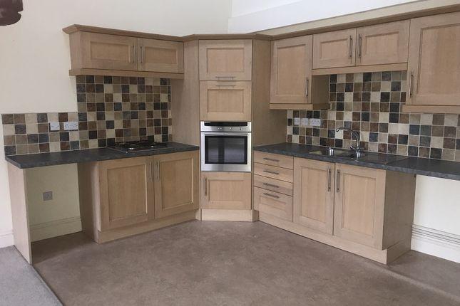 Thumbnail Flat to rent in Apartment 6 Tabor Chapel, Commercial Street, Maesteg, Bridgend.