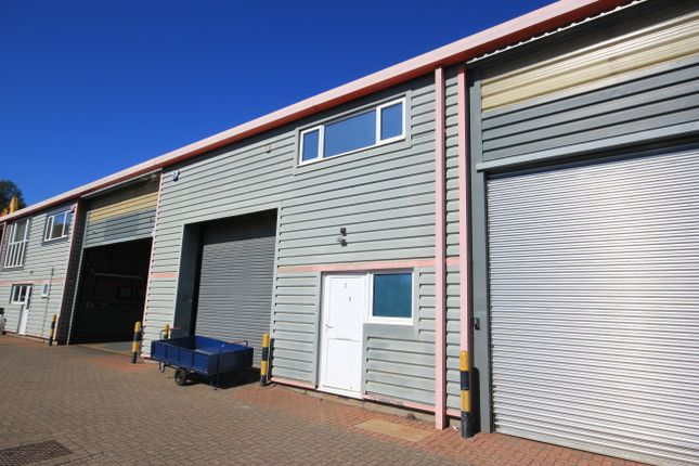 Thumbnail Industrial to let in Maritime Close Medway City Estate, Rochester