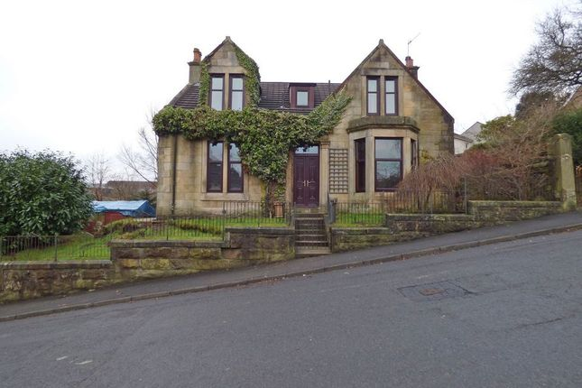 Thumbnail Detached house for sale in Murray Avenue, Kilsyth, Glasgow