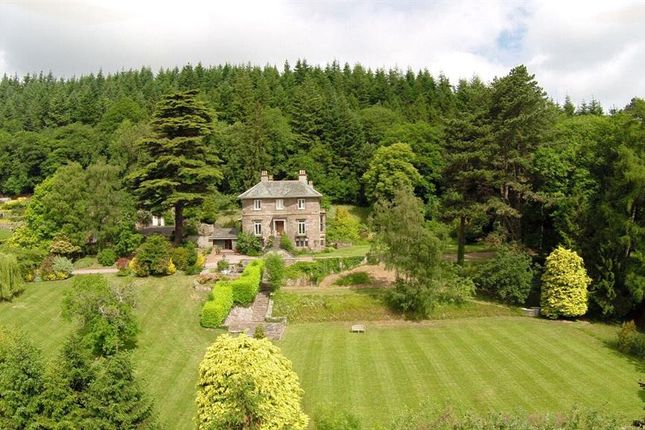 Thumbnail Country house for sale in Hermitage Manor, Herefordshire