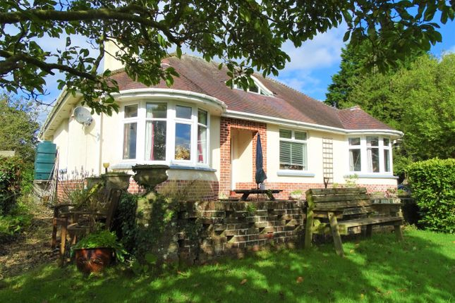 Thumbnail Detached bungalow for sale in Nadder Lane, South Molton