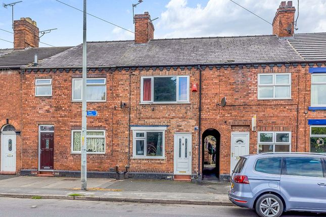 2 bed terraced house for sale in Lewin Street, Middlewich CW10