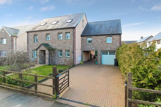Thumbnail Detached house for sale in Dol Pistyll, Llanfihangel Talyllyn, Brecon