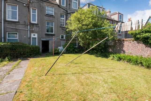 Communal Gardens of Gateside Street, Largs, North Ayrshire, Scotland KA30