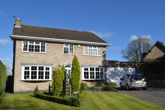 Thumbnail Detached house for sale in Smithy Lane, Bigby, Barnetby