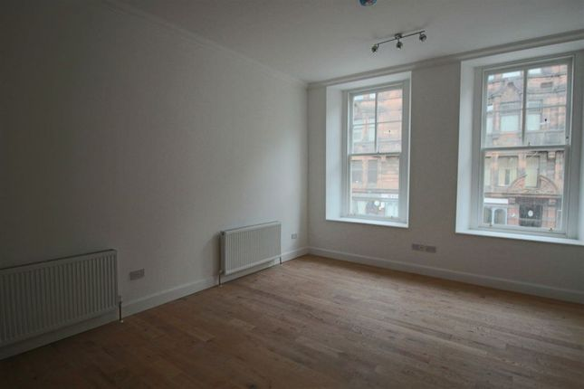 Thumbnail Flat to rent in 1/2 Sauchiehall Street, Glasgow