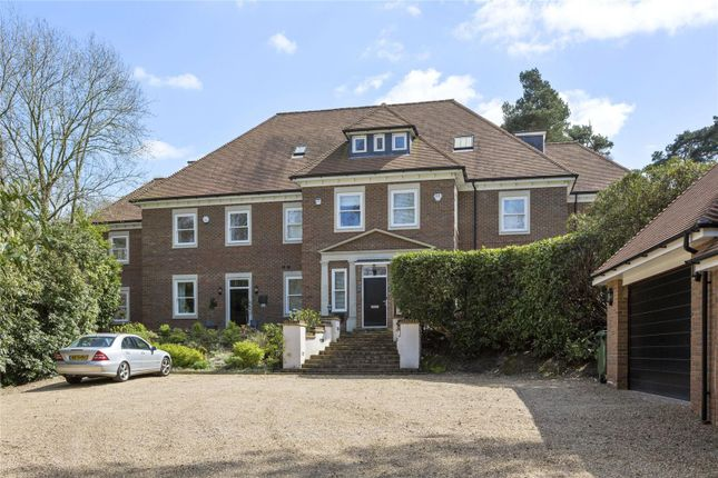 Thumbnail End terrace house for sale in Old Avenue, Weybridge, Surrey